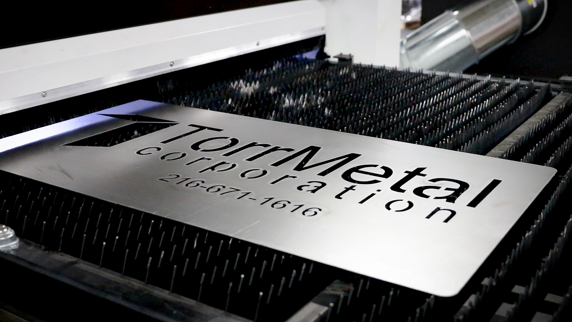 metal stamping, laser cutting, fabrication, cleveland, ohio